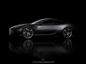 Ver foto 9 de Aston Martin Gauntlet Concept Design by Ugur Sahin 2010