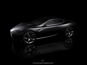 Ver foto 8 de Aston Martin Gauntlet Concept Design by Ugur Sahin 2010
