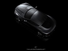Ver foto 5 de Aston Martin Gauntlet Concept Design by Ugur Sahin 2010