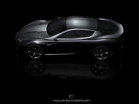Ver foto 3 de Aston Martin Gauntlet Concept Design by Ugur Sahin 2010