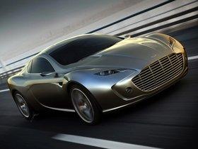 Ver foto 1 de Aston Martin Gauntlet Concept Design by Ugur Sahin 2010