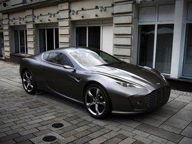 Ver foto 23 de Aston Martin Gauntlet Concept Design by Ugur Sahin 2010