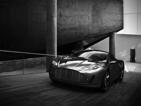 Ver foto 22 de Aston Martin Gauntlet Concept Design by Ugur Sahin 2010