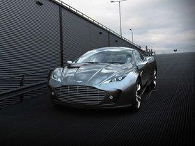 Ver foto 21 de Aston Martin Gauntlet Concept Design by Ugur Sahin 2010
