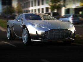 Ver foto 20 de Aston Martin Gauntlet Concept Design by Ugur Sahin 2010