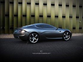 Ver foto 18 de Aston Martin Gauntlet Concept Design by Ugur Sahin 2010