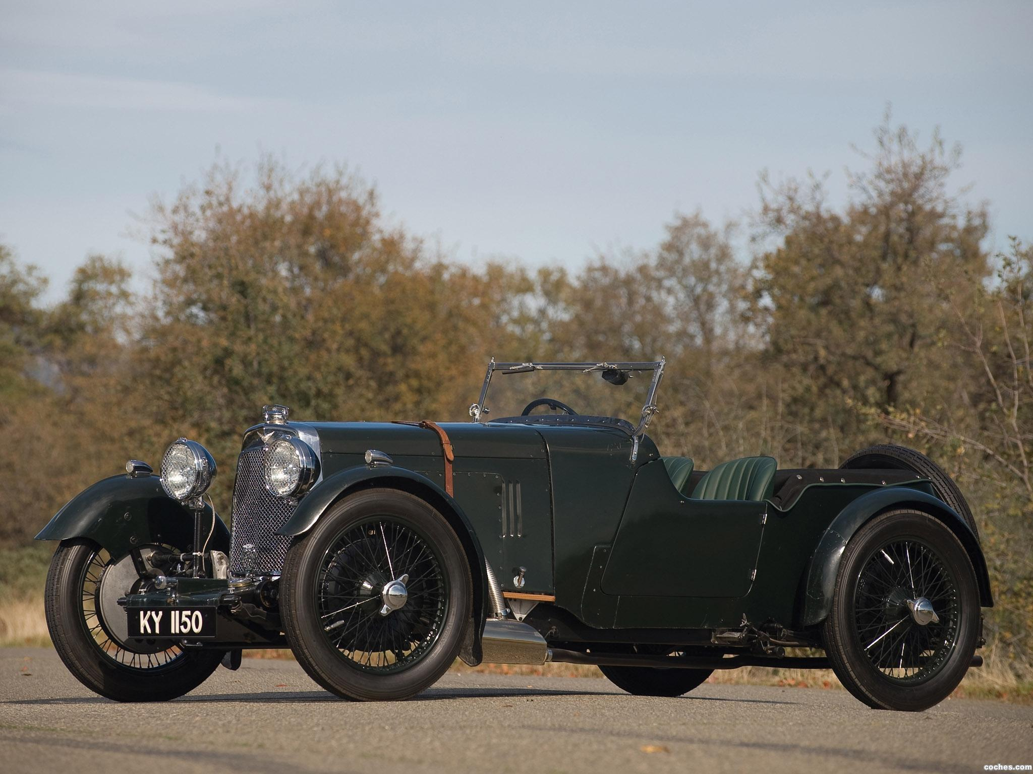 Foto 0 de Aston Martin International 1929