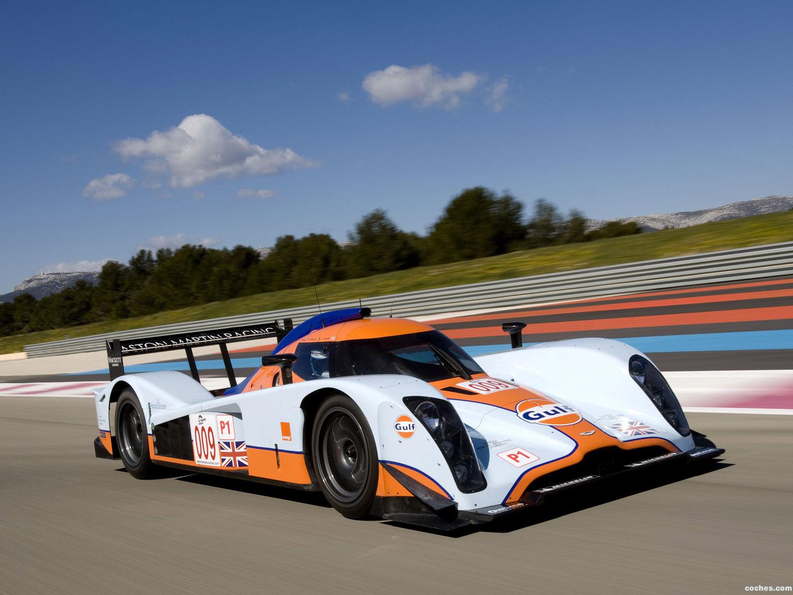 Foto 0 de Aston Martin LMP1 2009