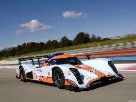 Fotos de Aston Martin LMP1 2009