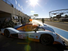 Ver foto 7 de Aston Martin LMP1 2009