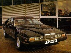 Ver foto 8 de Aston Martin Lagonda 1976