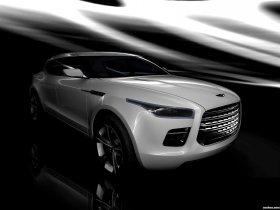Ver foto 3 de Aston Martin Lagonda Concept 2009