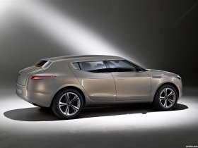 Ver foto 2 de Aston Martin Lagonda Concept 2009