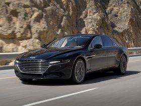 Ver foto 14 de Aston Martin Lagonda Prototype 2014