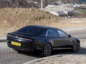 Ver foto 5 de Aston Martin Lagonda Prototype 2014