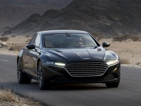 Ver foto 4 de Aston Martin Lagonda Prototype 2014