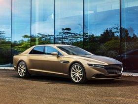 Ver foto 21 de Aston Martin Lagonda Prototype 2014