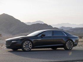 Ver foto 11 de Aston Martin Lagonda Prototype 2014