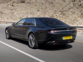 Ver foto 9 de Aston Martin Lagonda Prototype 2014