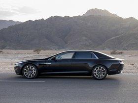 Ver foto 8 de Aston Martin Lagonda Prototype 2014