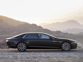 Ver foto 7 de Aston Martin Lagonda Prototype 2014