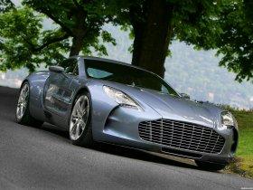 Fotos de Aston Martin One 77