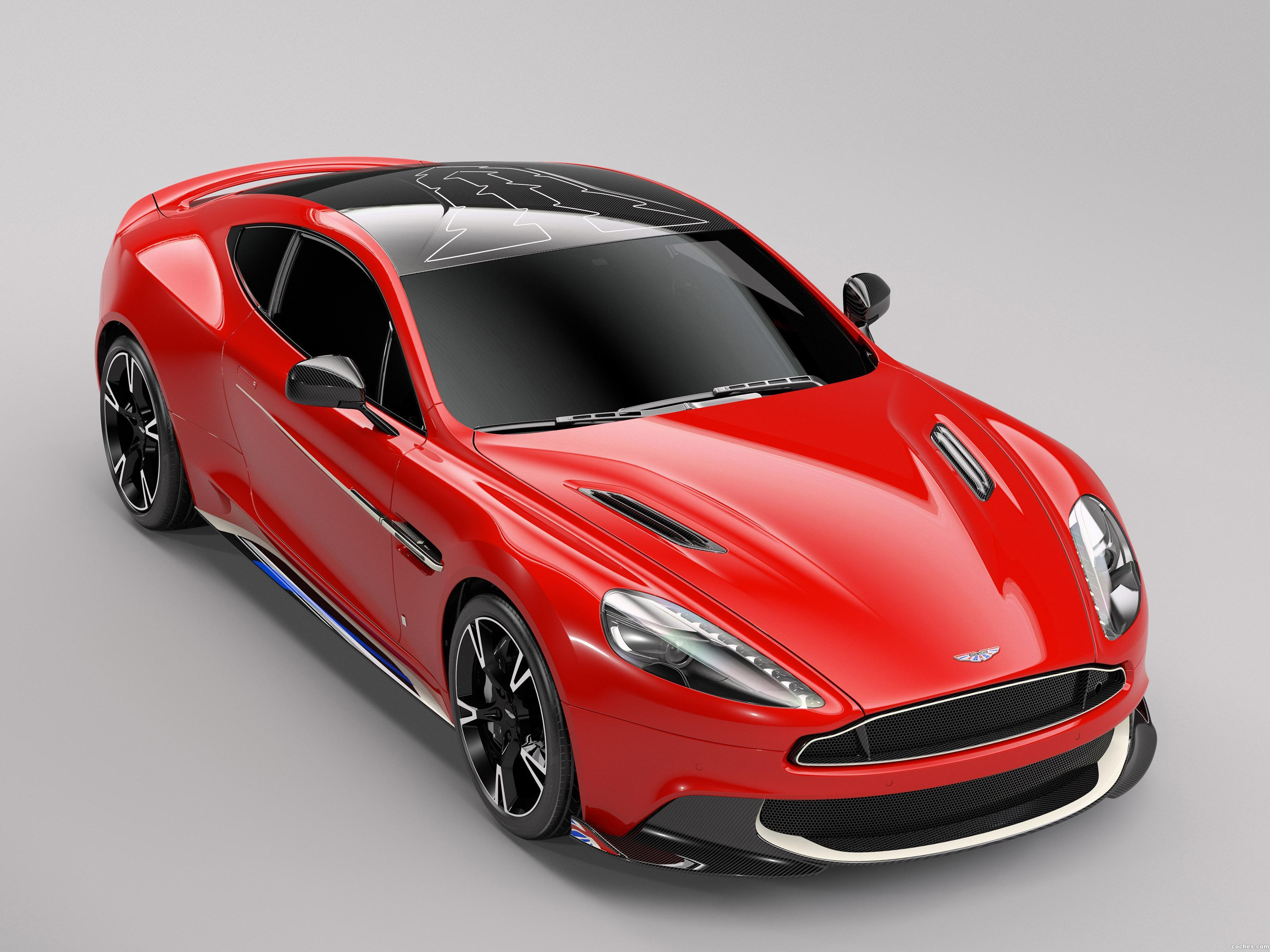 Foto 0 de Aston Martin Vantage S Red Arrows Edition 2017