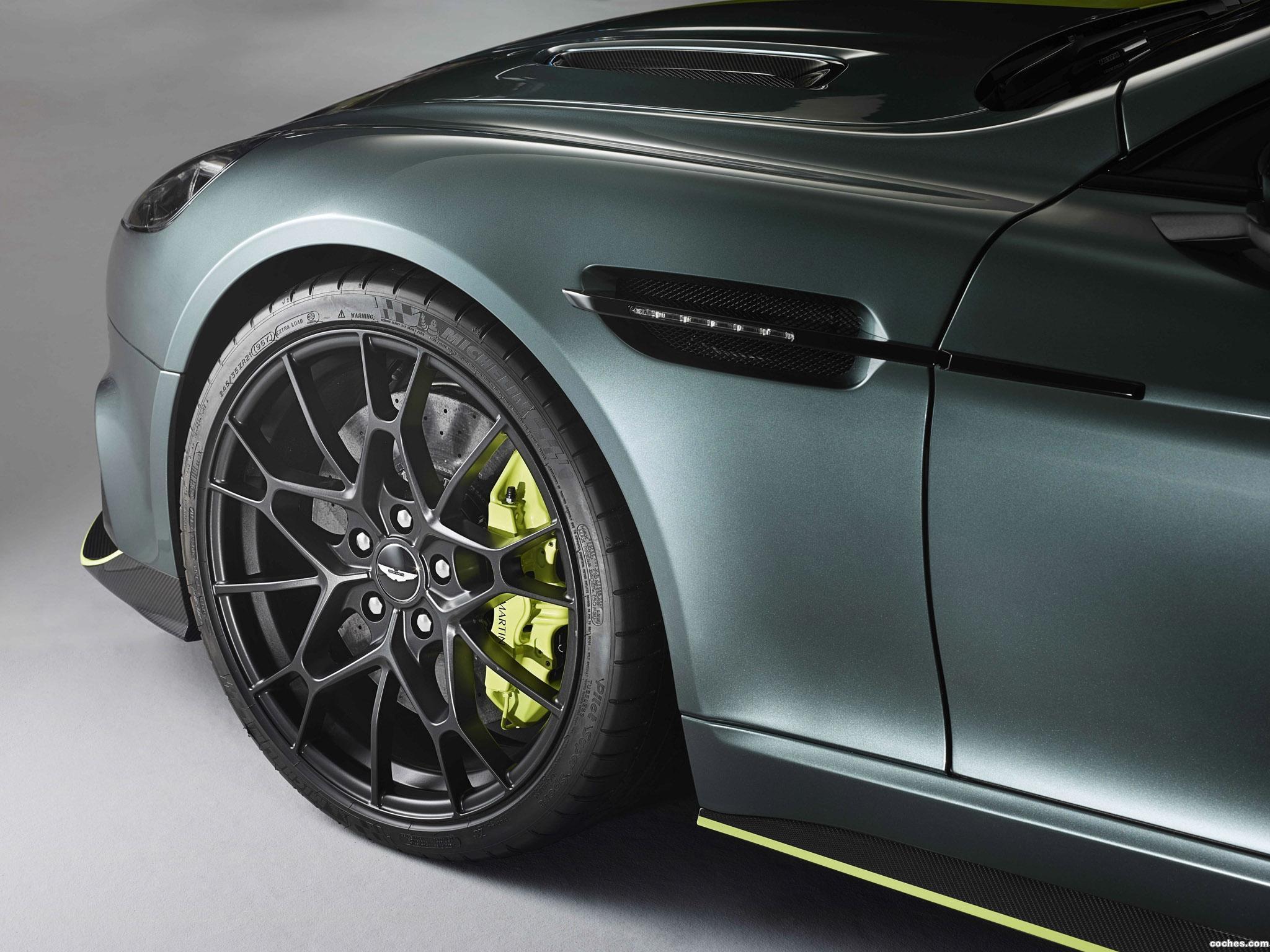Foto 4 de Aston Martin Rapide AMR 2018