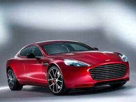 Ver foto 8 de Aston Martin Rapide S 2013