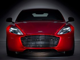 Ver foto 6 de Aston Martin Rapide S 2013