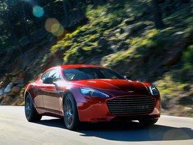Ver foto 4 de Aston Martin Rapide S 2013