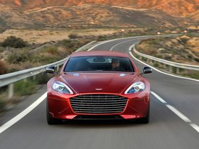 Ver foto 2 de Aston Martin Rapide S 2013
