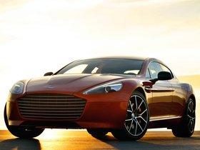 Ver foto 1 de Aston Martin Rapide S 2013