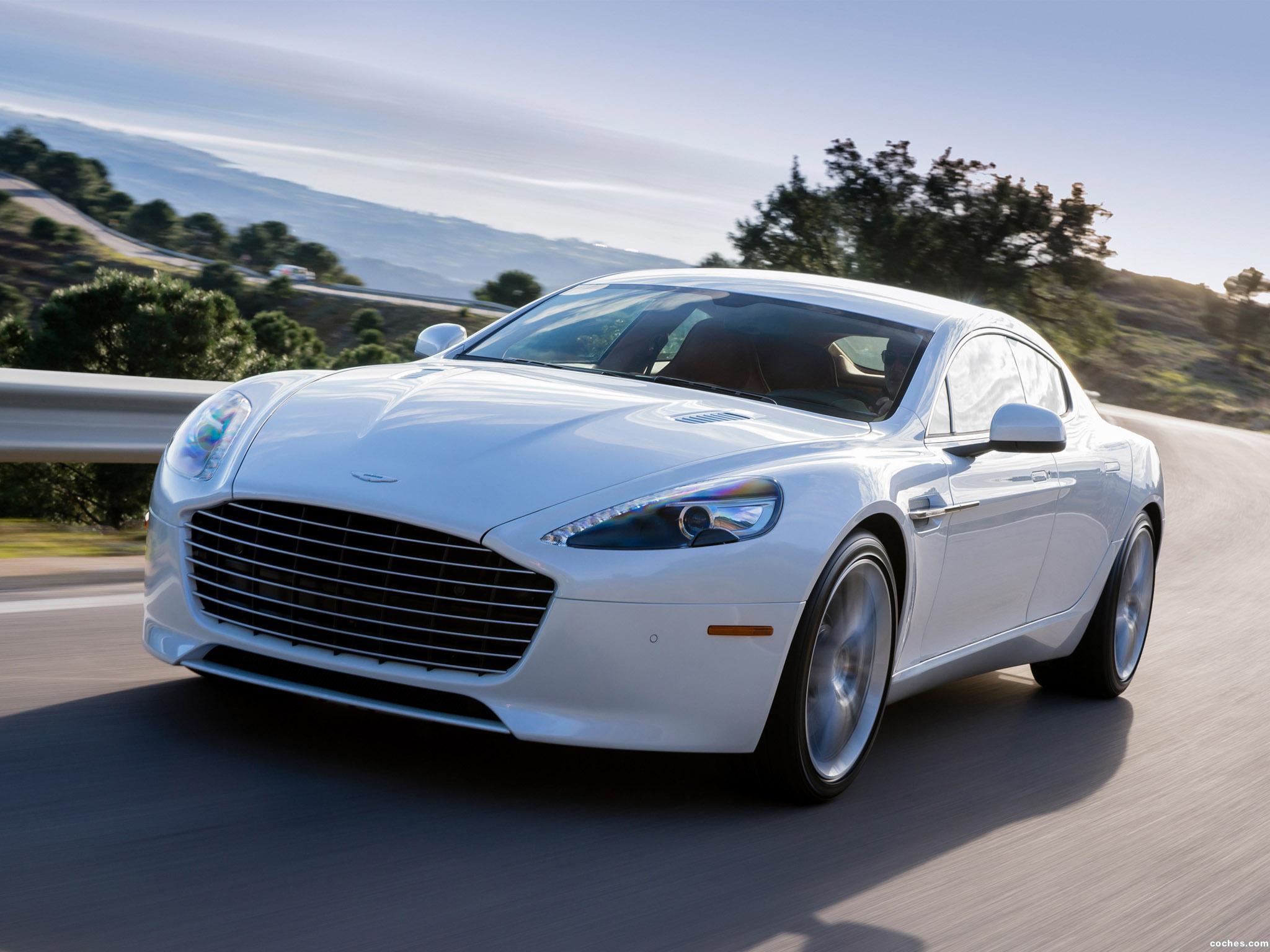 Foto 0 de Aston Martin Rapide S USA 2013