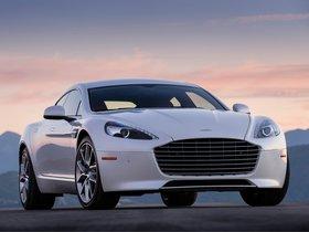 Ver foto 8 de Aston Martin Rapide S USA 2013