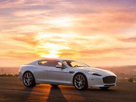 Ver foto 7 de Aston Martin Rapide S USA 2013