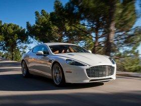 Ver foto 5 de Aston Martin Rapide S USA 2013