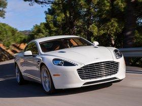 Ver foto 4 de Aston Martin Rapide S USA 2013