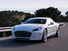 Ver foto 3 de Aston Martin Rapide S USA 2013