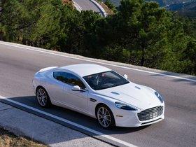 Ver foto 2 de Aston Martin Rapide S USA 2013