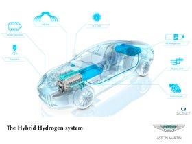 Ver foto 2 de Aston Martin Rapide S hybrid Hydrogen Race Car 2013