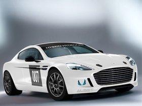 Ver foto 1 de Aston Martin Rapide S hybrid Hydrogen Race Car 2013