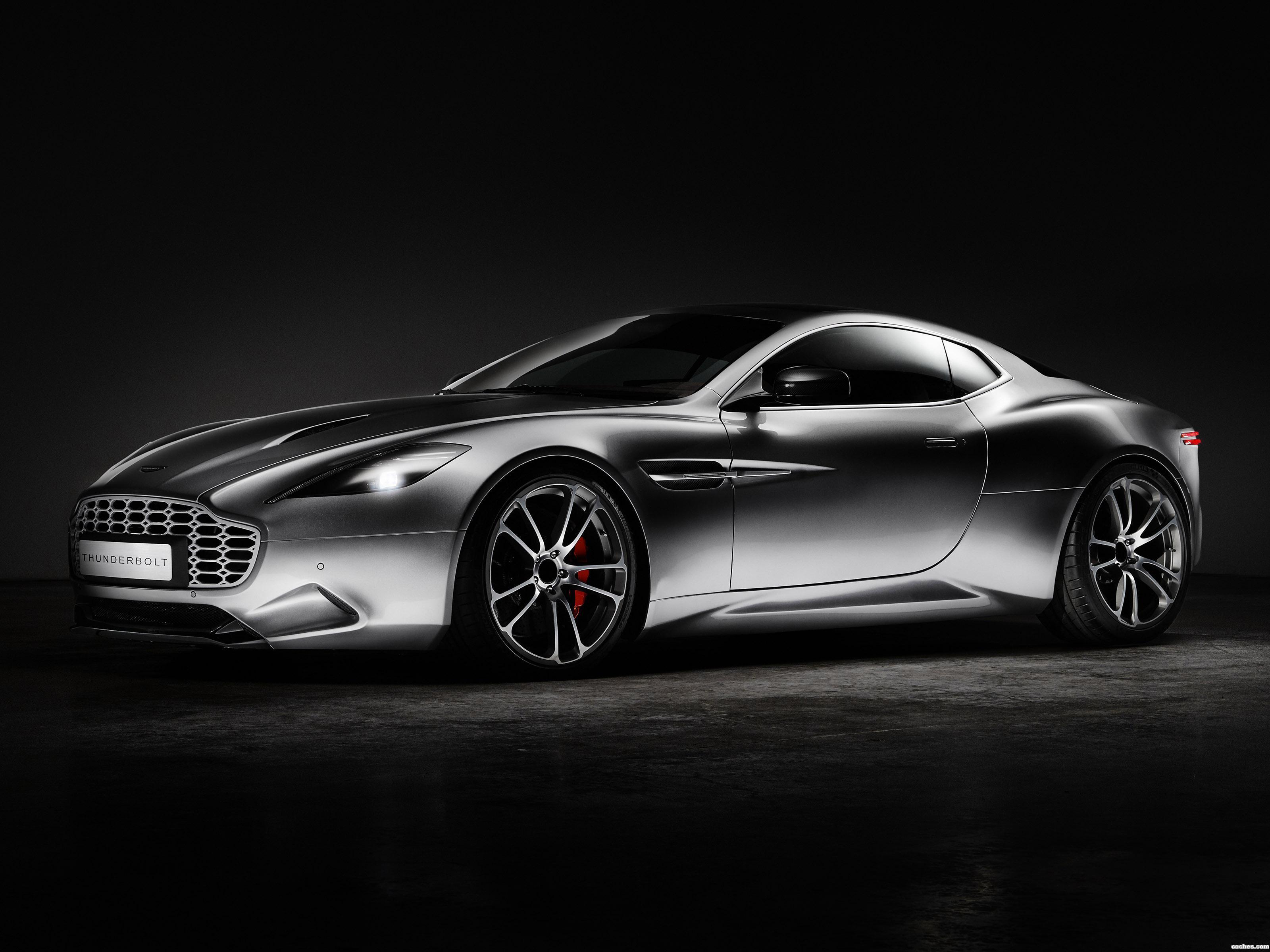 Foto 0 de Aston Martin Thunderbolt by Galpin 2015