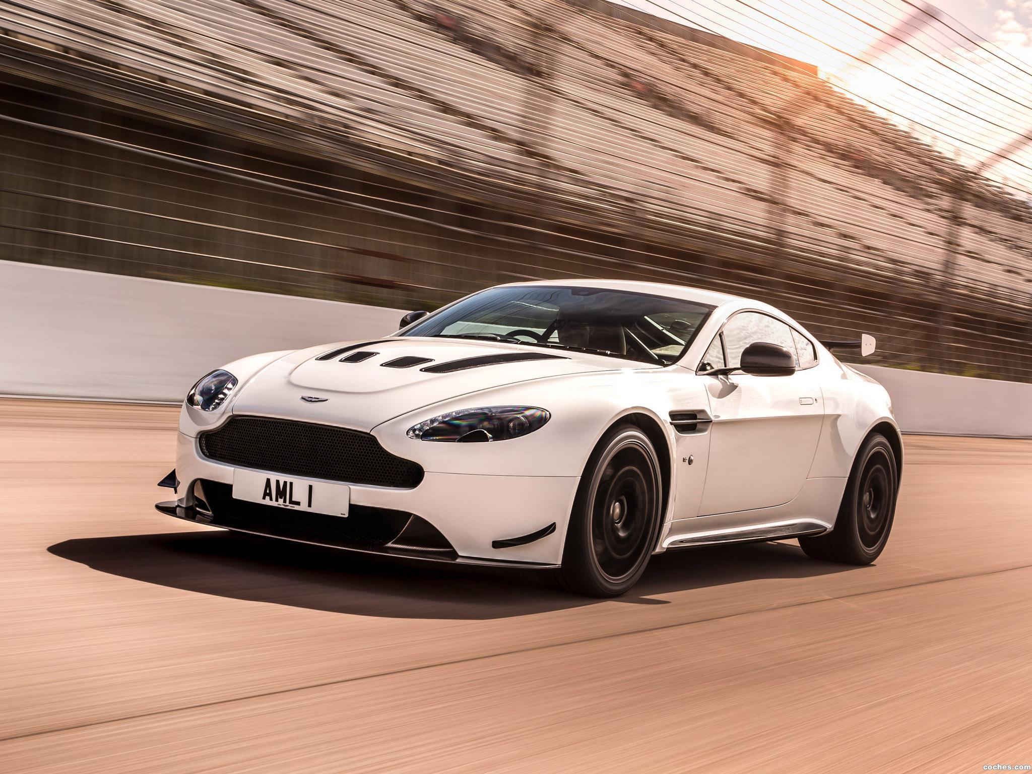 Foto 0 de Aston Martin V12 Vantage AMR Accesories UK 2017