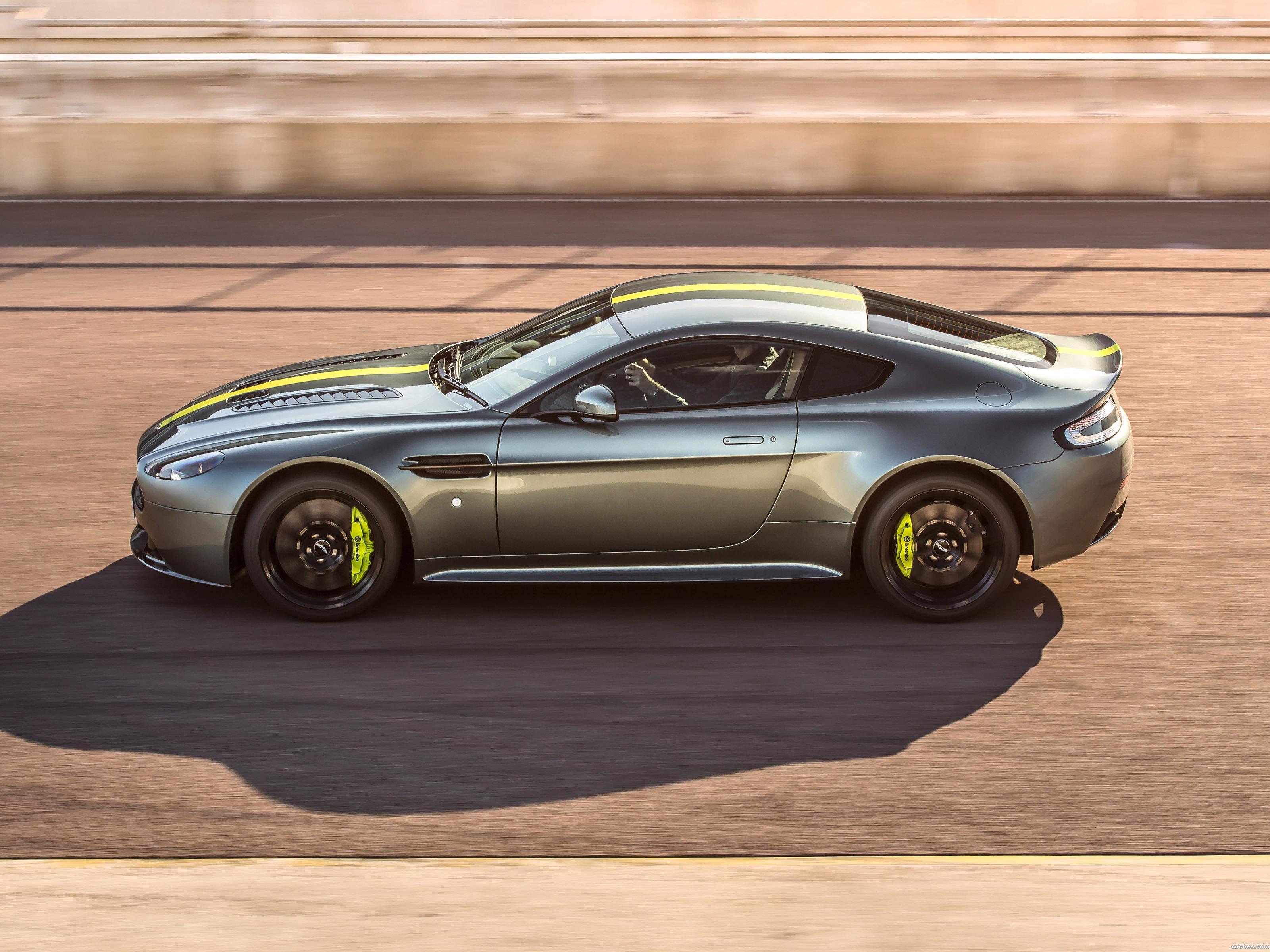 Foto 3 de Aston Martin V12 Vantage AMR UK 2017