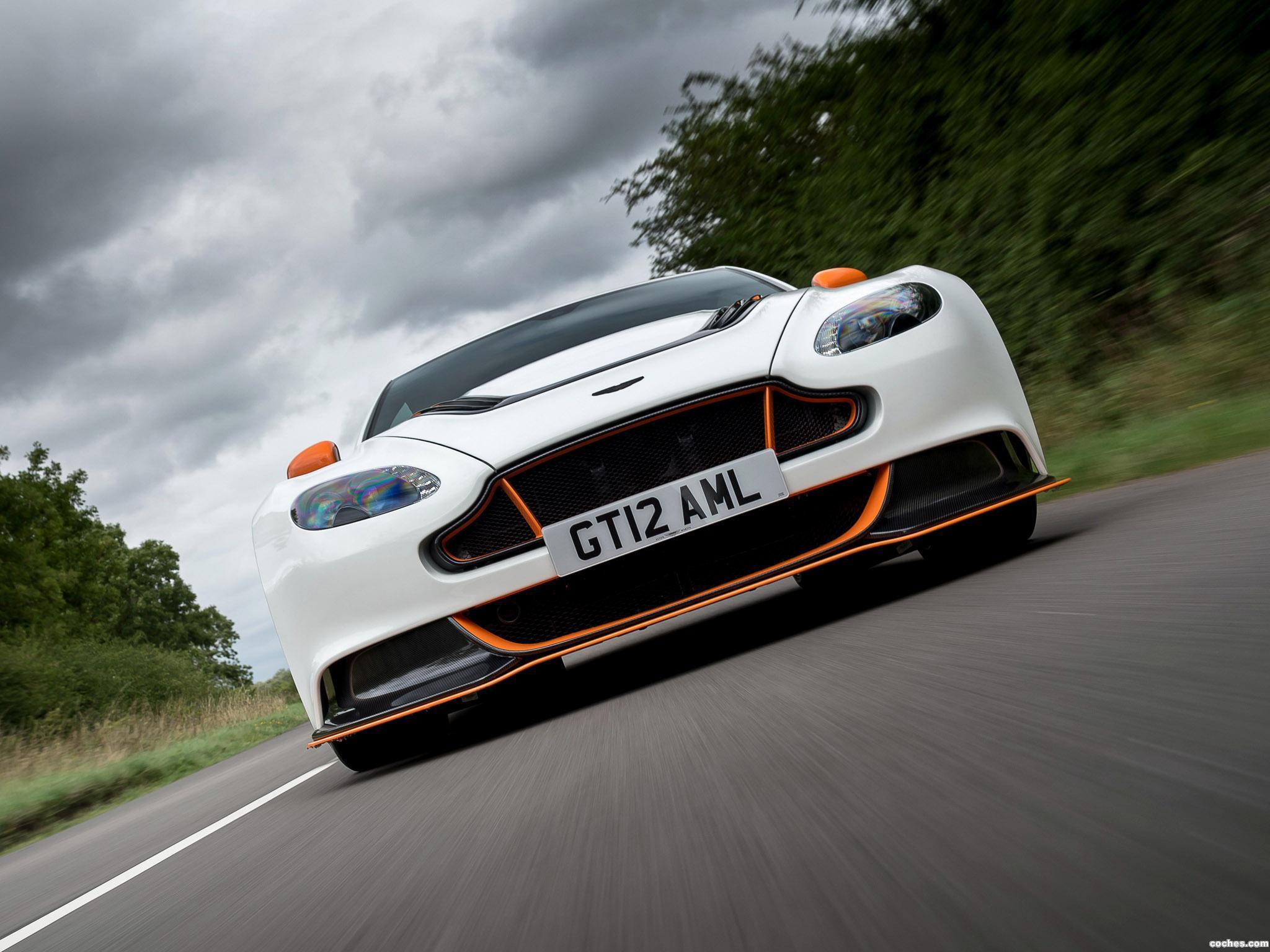 Foto 19 de Aston Martin V12 Vantage GT12 UK 2015