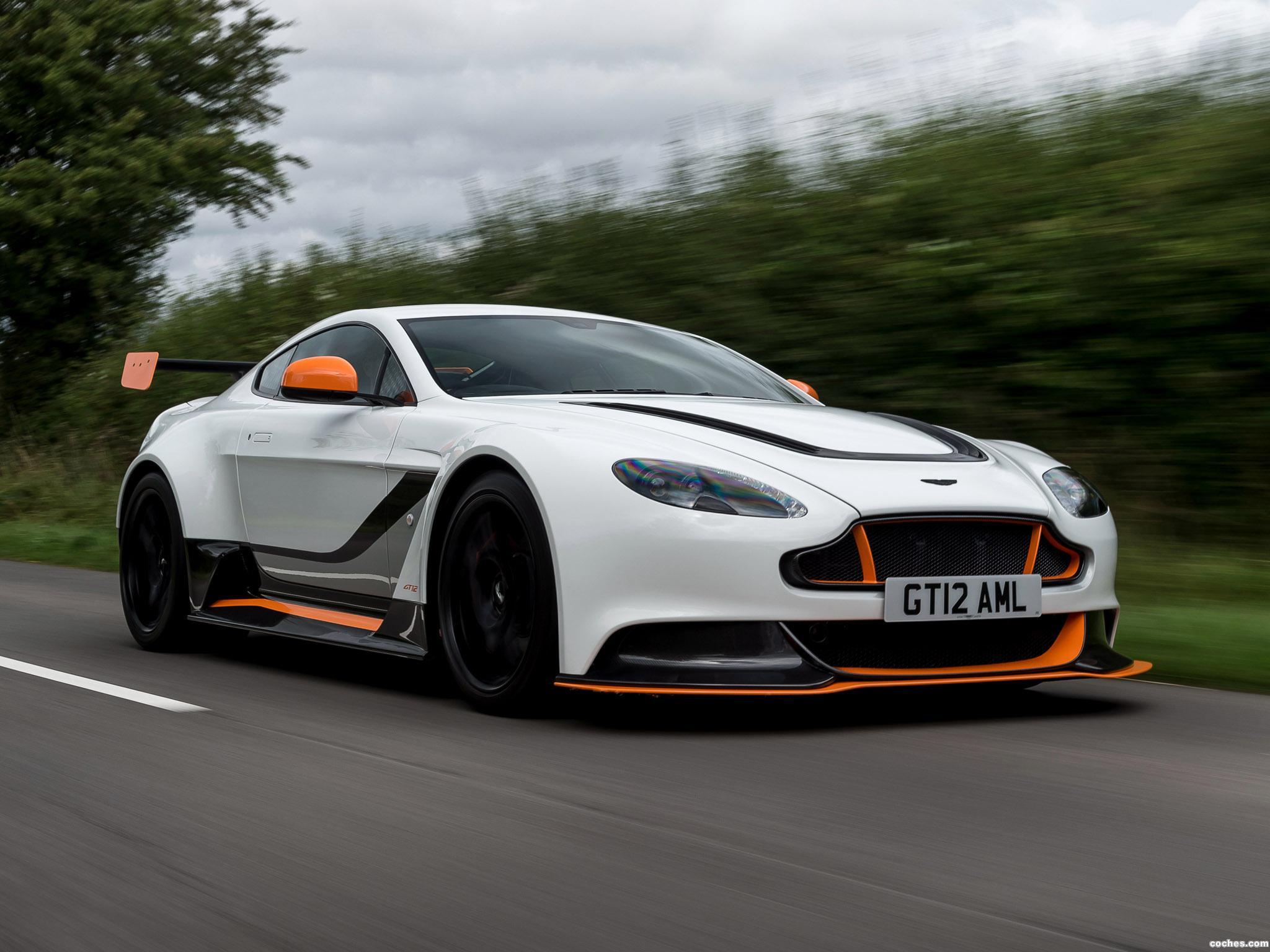 Foto 17 de Aston Martin V12 Vantage GT12 UK 2015