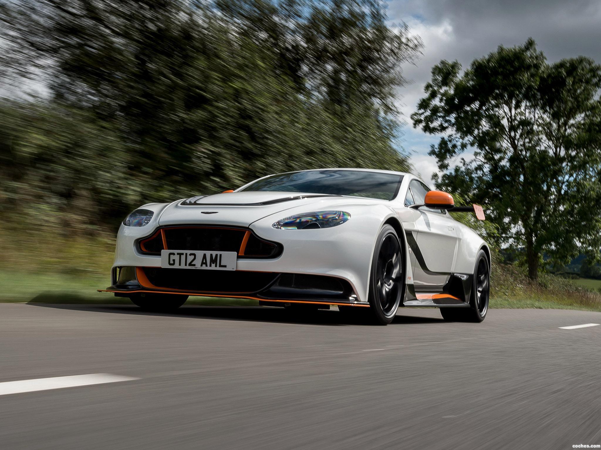 Foto 16 de Aston Martin V12 Vantage GT12 UK 2015