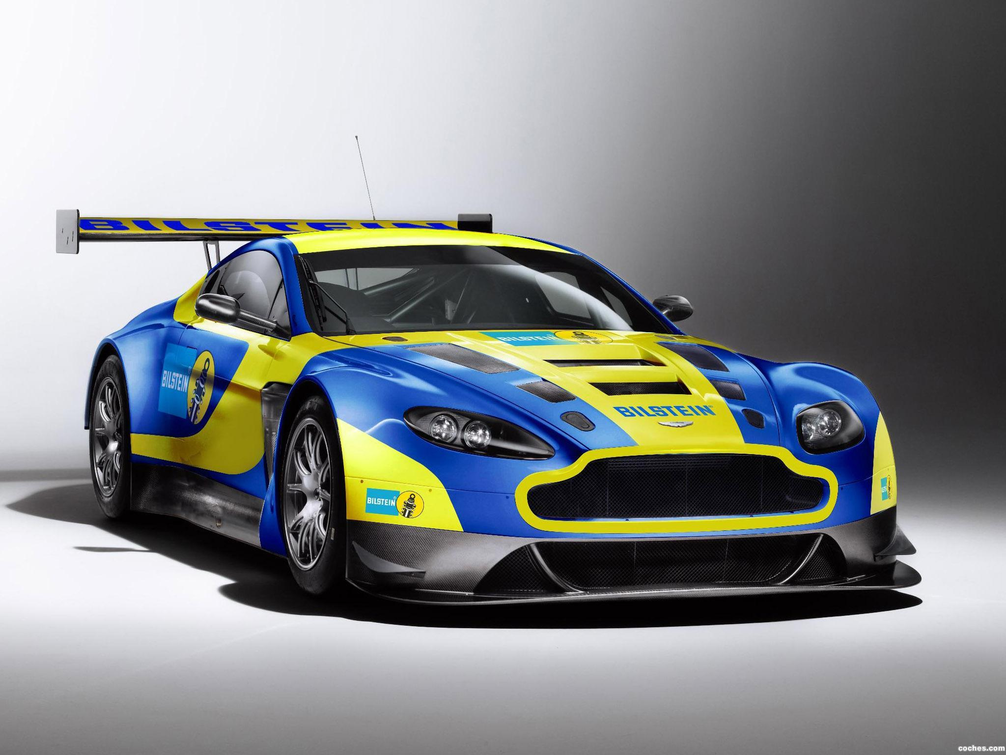 Foto 0 de Aston Martin  V12 Vantage GT3 2013