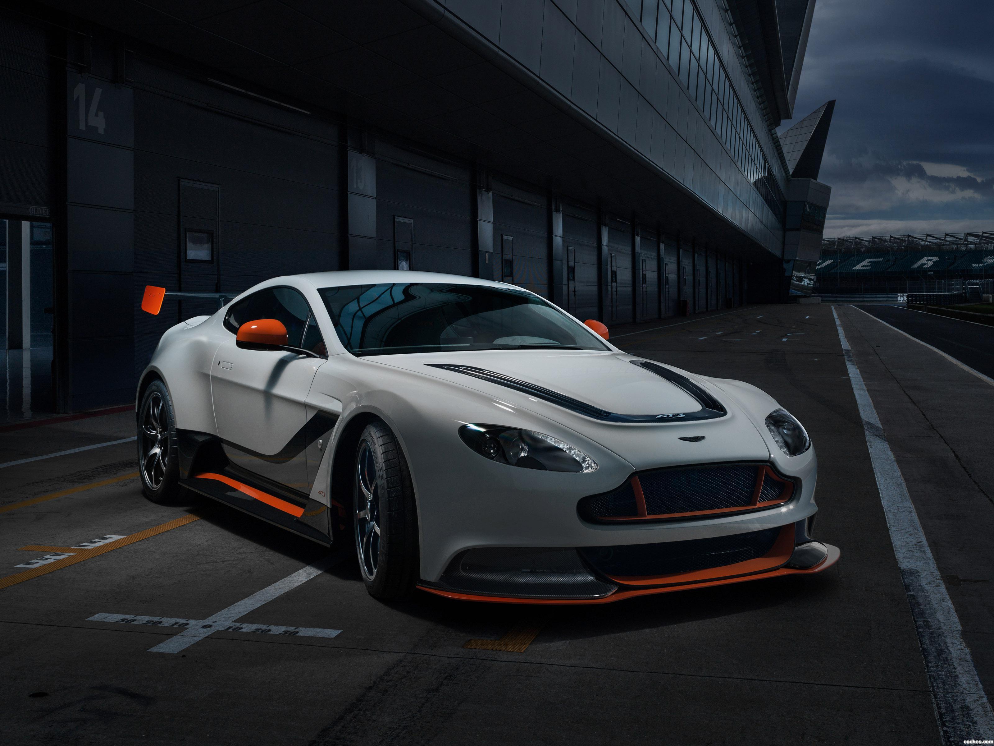 Foto 0 de Aston Martin V12 Vantage GT3 2015